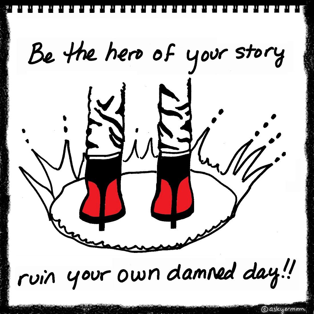 hero ruin day