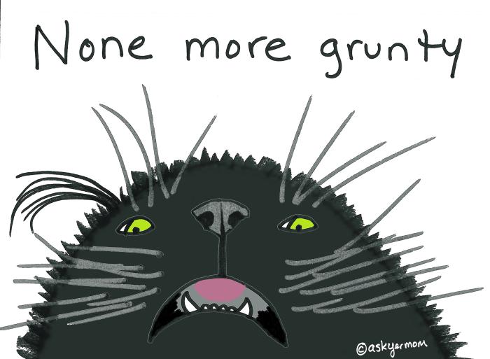 none more grunty