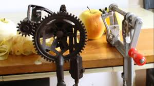 Hudson Apple Peeler